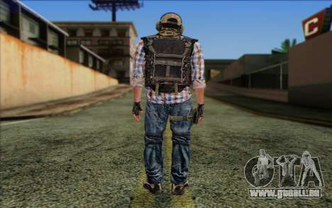 Tanny from ArmA II: PMC für GTA San Andreas zweiten Screenshot