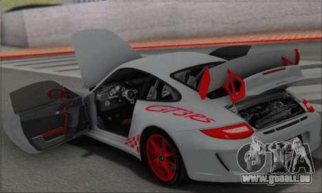 Porsche 911 GT3 2010 pour GTA San Andreas salon