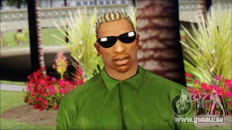 New CJ v2 für GTA San Andreas dritten Screenshot