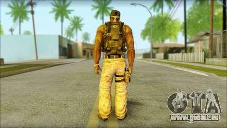 50 Cent pour GTA San Andreas deuxième écran