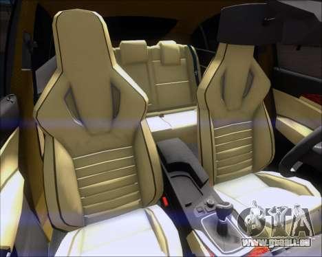 Opel Insignia OPC für GTA San Andreas Motor
