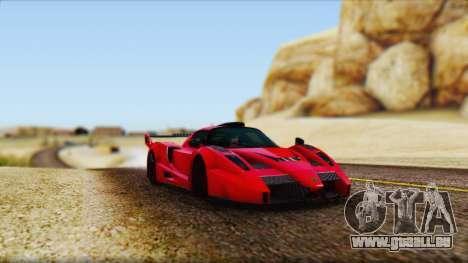 Graphic Unity V4 Final für GTA San Andreas