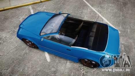 GTA V Enus Cognoscenti Cabrio für GTA 4 rechte Ansicht