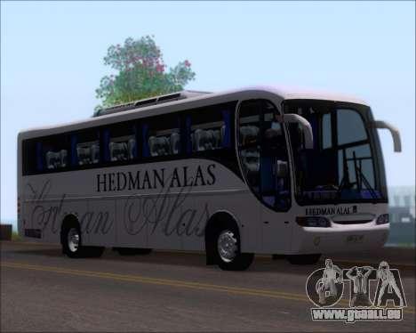 Comil Champione 2005 Hedman Alas pour GTA San Andreas laissé vue