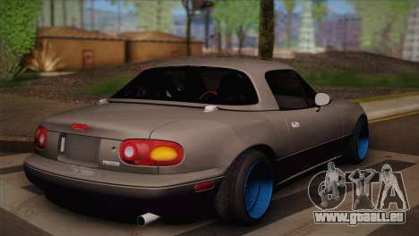 Mazda Miata für GTA San Andreas linke Ansicht
