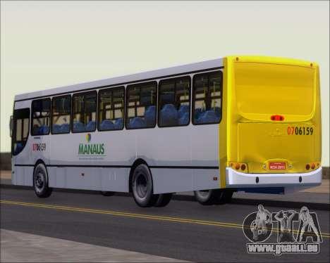 Caio Induscar Apache S21 Volksbus 17-210 Manaus pour GTA San Andreas laissé vue