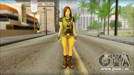 Bike Girl pour GTA San Andreas
