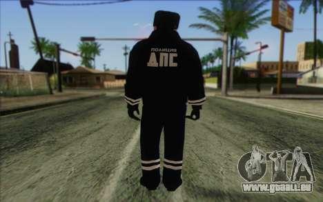 DPS de la Peau 1 pour GTA San Andreas deuxième écran