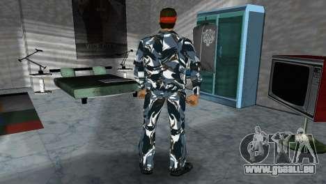 Camo Skin 17 GTA Vice City pour la deuxième capture d'écran