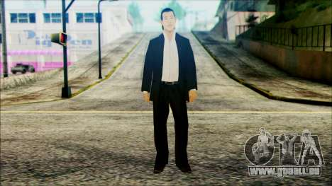 Triada from Beta Version pour GTA San Andreas