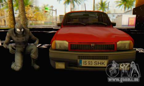 Dacia 1310 Injectie pour GTA San Andreas vue de droite