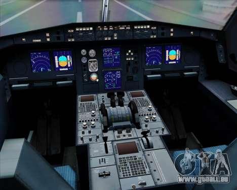 Airbus A330-300 Dragonair für GTA San Andreas Innen