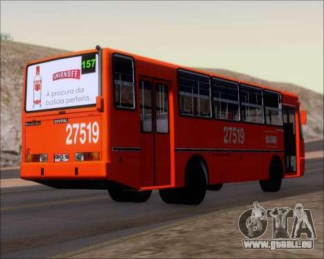 Ciferal GLS Bus Mercedes-Benz OH1420 für GTA San Andreas rechten Ansicht