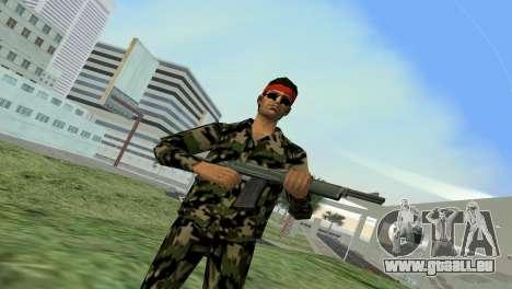Camo Skin 01 für GTA Vice City