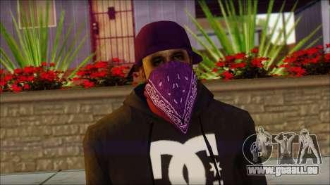 Plen Park Prims Skin 2 pour GTA San Andreas troisième écran