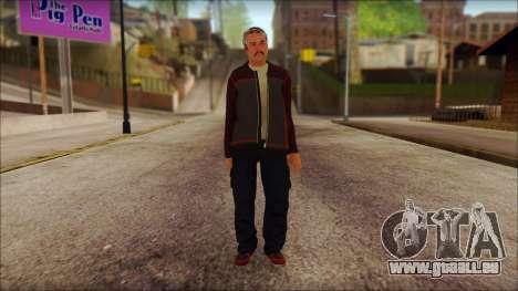 GTA 5 Ped 8 für GTA San Andreas