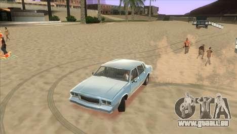 Bright ENB Series v0.1 Alpha by McSila pour GTA San Andreas cinquième écran