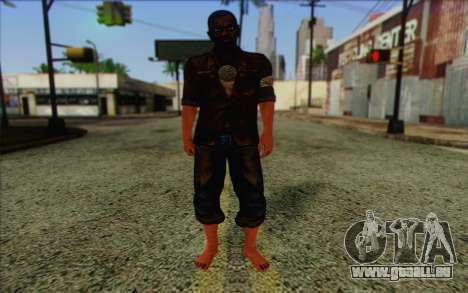 Dennis Rogers (Far Cry 3) pour GTA San Andreas