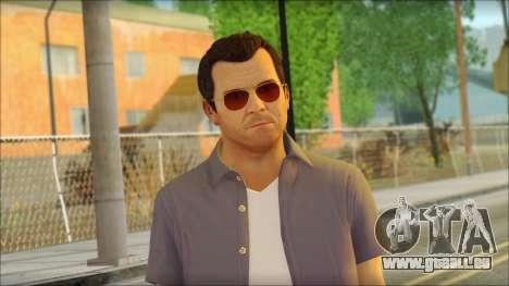 Michael De Santa pour GTA San Andreas troisième écran