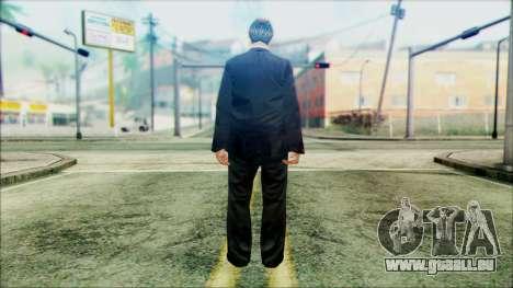 Farlie from Cutscene pour GTA San Andreas deuxième écran