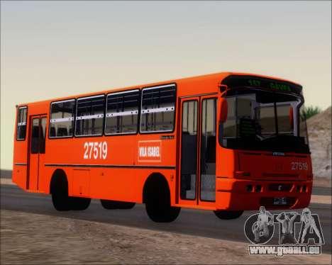 Ciferal GLS Bus Mercedes-Benz OH1420 für GTA San Andreas