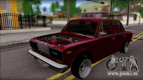 VAZ 2106 Sport pour GTA San Andreas