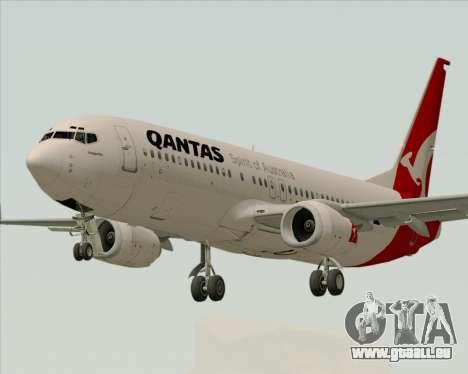 Boeing 737-838 Qantas für GTA San Andreas