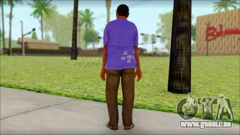 GTA 5 Ped 21 für GTA San Andreas zweiten Screenshot