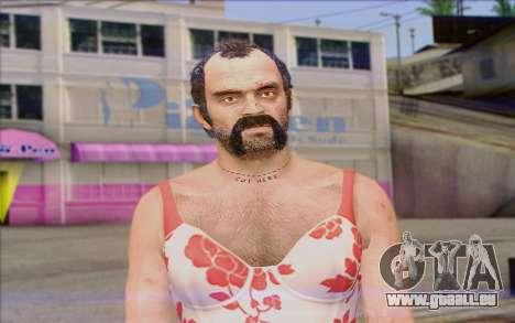 Trevor Phillips Skin v2 für GTA San Andreas dritten Screenshot