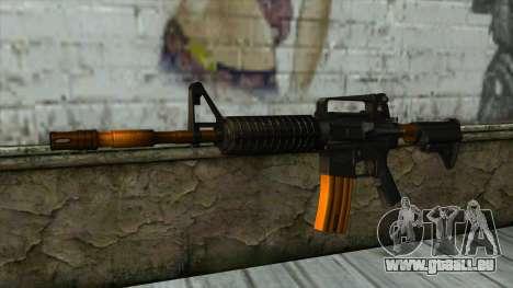 Nitro M4 pour GTA San Andreas