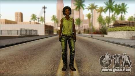 Joslin Reyes pour GTA San Andreas