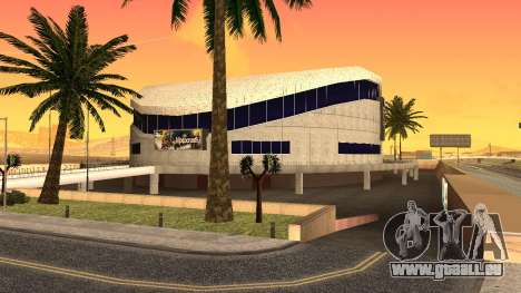 Textures HD stadium de Las Venturas pour GTA San Andreas