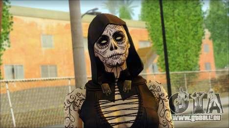 Death from Deadpool The Game pour GTA San Andreas troisième écran