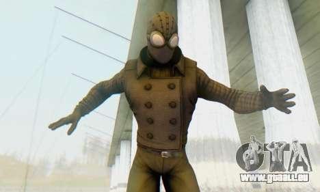 Skin The Amazing Spider Man 2 - DLC Noir pour GTA San Andreas