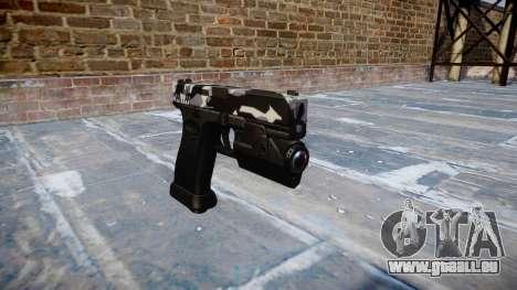 Pistole Glock 20 Sibirien für GTA 4