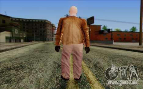 Russian Cats II Skin 6 für GTA San Andreas zweiten Screenshot