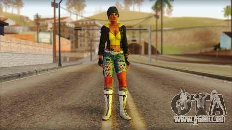 Hola Chola pour GTA San Andreas