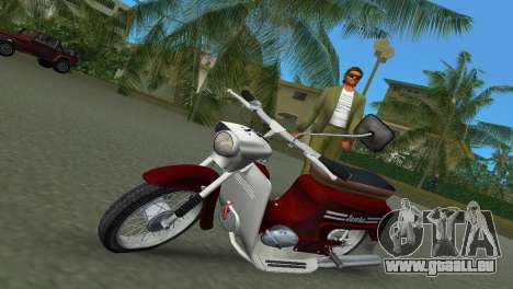 Jawa Type 20 Moped pour GTA Vice City