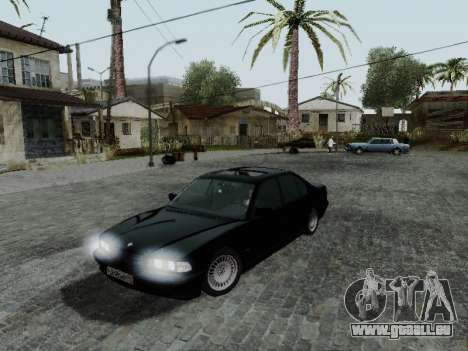 BMW 760i E38 für GTA San Andreas
