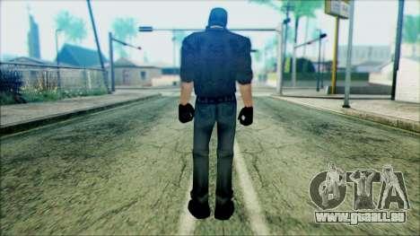Manhunt Ped 18 für GTA San Andreas zweiten Screenshot