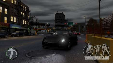 ENB-promo (0.79) v6.3 для GTA 4 pour GTA 4 sixième écran