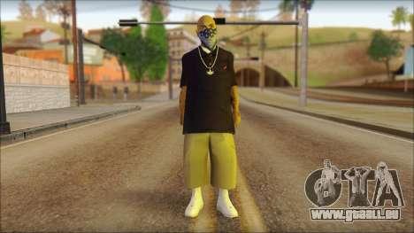 El Coronos Skin 3 für GTA San Andreas