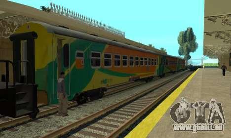 K3 Econom Passangers Cars pour GTA San Andreas