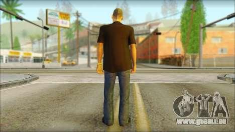 Italian Mafia Mobster pour GTA San Andreas deuxième écran