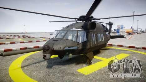Sikorsky MH-X Silent Hawk [EPM] v2.0 pour GTA 4