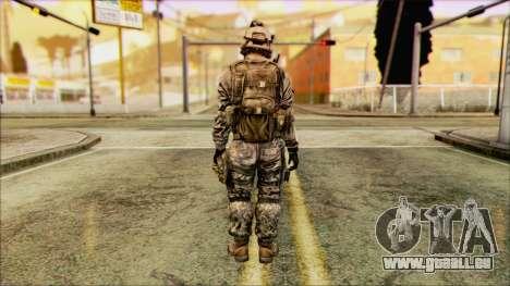 Fighter (PLA) v1 pour GTA San Andreas deuxième écran