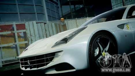 Ferrari FF 2011 v1.5 pour GTA 4 vue de dessus