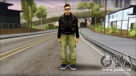 Shades Claude v1 pour GTA San Andreas