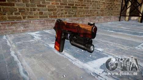 Pistolet Kimber 1911 Bacon pour GTA 4
