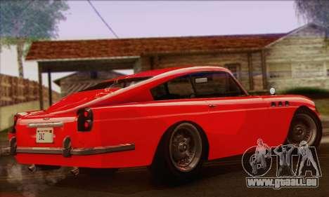 DewBauchee JB-700 1.0 (IVF) pour GTA San Andreas laissé vue